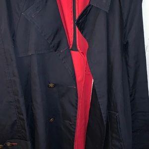 Tommy Hilfiger navy blue jacket size xl